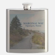 Ogunquit Marginal Way walkway Flask