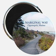Ogunquit Marginal Way walkway Magnet