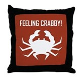 Crabby Cotton Pillows