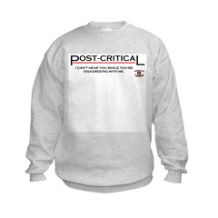 Post-Critical Sweatshirt