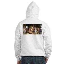 The Youth of Bacchus Hoodie