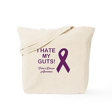 I HATE MY GUTS Tote Bag