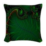 Fern Woven Pillows