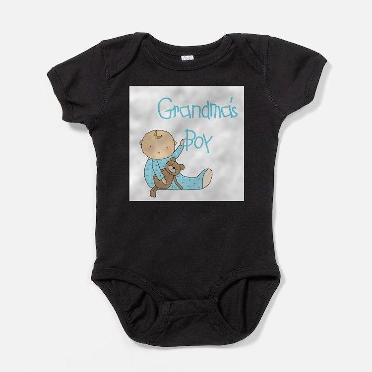 Cute Grandmas Baby Bodysuit