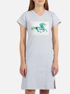 Funny Horse Women's Nightshirt