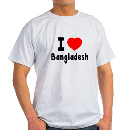 I Love Bangladesh T-Shirt