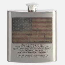 Unique Military Flask