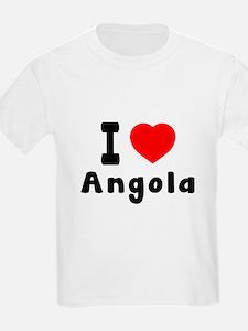 I Love Angola T-Shirt