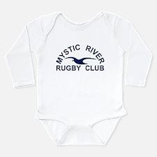 Funny Boston sports Long Sleeve Infant Bodysuit