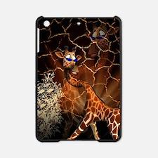 Sweet, cool giraffe iPad Mini Case