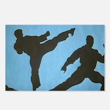 karatecas Postcards (Package of 8)