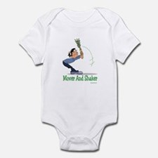 Succos Mover and Shaker Infant Bodysuit