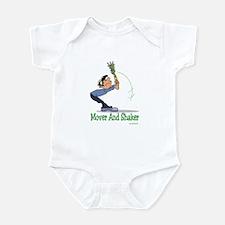 Succos Mover and Shaker Infant Bodysuit