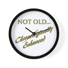 Cronologically Enhanced Wall Clock