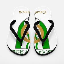 Dal Cairbre Aradh - County Limerick Flip Flops