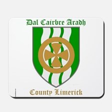 Dal Cairbre Aradh - County Limerick Mousepad
