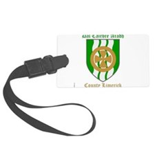Dal Cairbre Aradh - County Limerick Luggage Tag