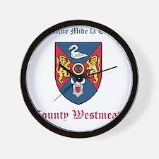 Conmaicne Mide la Cuirccne - County Westmeath Wall