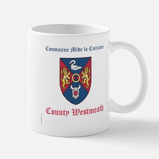 Conmaicne Mide la Cuirccne - County Westmeath Mugs