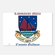 Conmaicne Mara - County Galway Postcards (Package