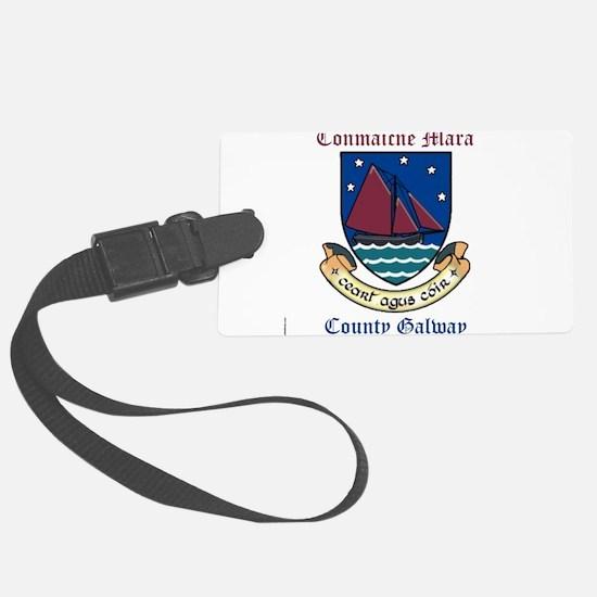 Conmaicne Mara - County Galway Luggage Tag