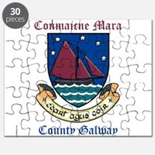 Conmaicne Mara - County Galway Puzzle