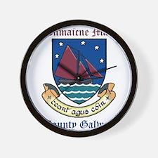 Conmaicne Mara - County Galway Wall Clock