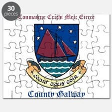 Conmaicne Crichi Meic Eircce - County Galway Puzzl