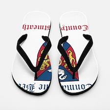 Conmaicne Bec - County Westmeath Flip Flops