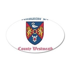 Conmaicne Bec - County Westmeath Wall Decal