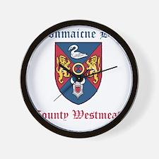 Conmaicne Bec - County Westmeath Wall Clock