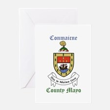 Conmaicne - County Mayo Greeting Cards