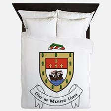 Conmaicne - County Mayo Queen Duvet