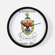 Conmaicne - County Mayo Wall Clock