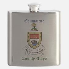 Conmaicne - County Mayo Flask