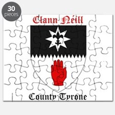 Clann Neill - County Tyrone Puzzle