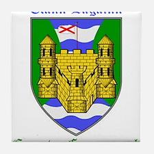 Clann Lugainn - County Fermanagh Tile Coaster