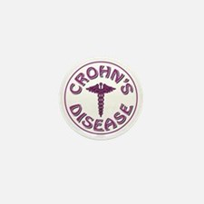 CROHN'S DISEASE Mini Button