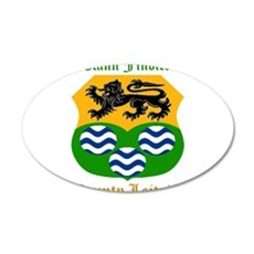 Clann Finoicci - County Leitrim Wall Decal