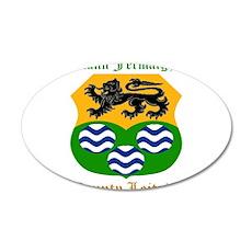 Clann Fermaighe - County Leitrim Wall Decal