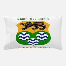 Clann Fermaighe - County Leitrim Pillow Case
