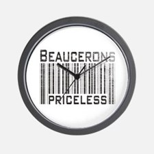 Beauceron Dog Owner Lover Wall Clock