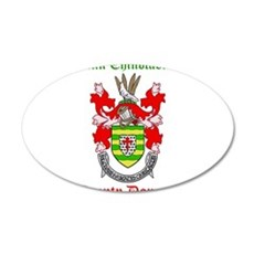 Clann Chindfaoladh - County Donegal Wall Decal