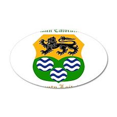 Clann Calbrainn - County Leitrim Wall Decal