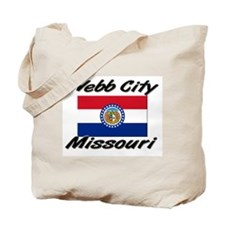 Webb City Missouri Tote Bag