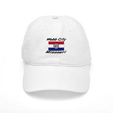 Webb City Missouri Baseball Cap