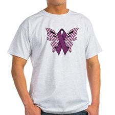PURPLE RIBBON T-Shirt
