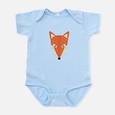 Cute Fox Body Suit