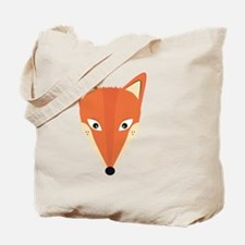 Cute Fox Tote Bag