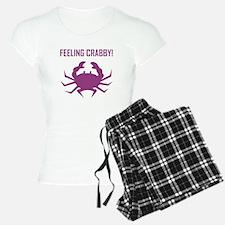 FEELING CRABBY Pajamas